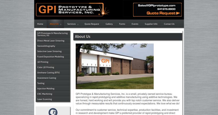 GPI Prototype | Leading Metal Prints Companies | 10 Best Print