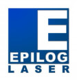 Top Wood print Agency Logo: Epilog Laser
